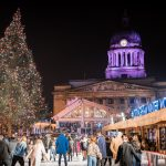 The Spirit Of Christmas At Nottingham Winter Wonderland