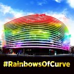 See Your Rainbows Of Hope Images On Stage At Curve This Christmas