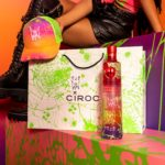 Cîroc Vodka Teams Up With British Fashion Designer For Limited Edition Collaboration