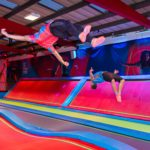 Trampoline Parks Bounce Back Open In Birmingham