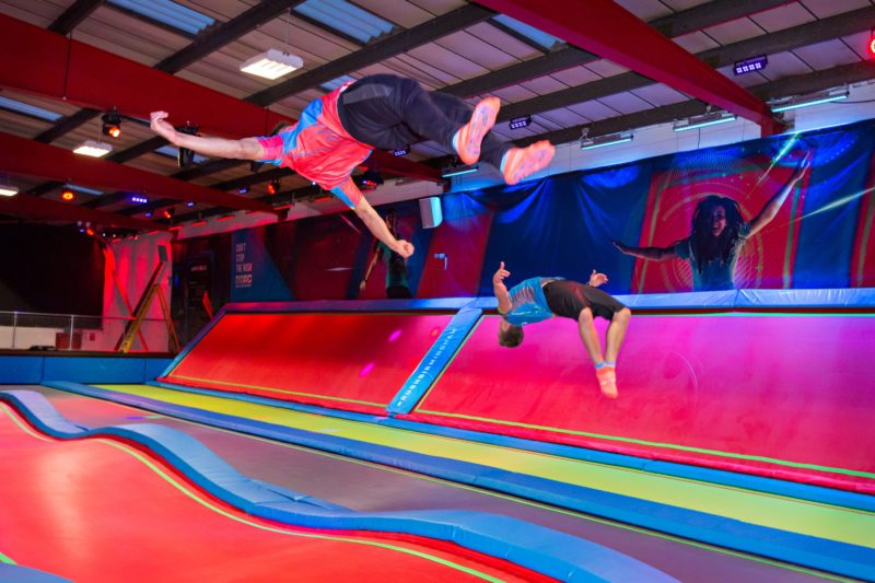 Birmingham's Rush Trampoline Park is set to reopen on Saturday 1st August with a huge number of new safety measures to keep customers and staff safe