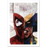 Iconic Marvel Fine Art Makes Heroic UK Debut