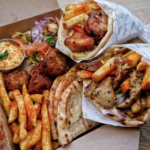 Greek Street Food Aficionados The Athenian Launch in Nottingham
