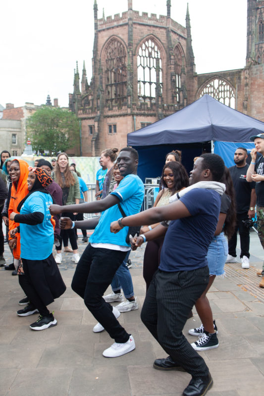 Coventry City of Culture Trust has launched a search for 15 apprentices to join the team to deliver a joyful, celebratory and impactful City of Culture year.