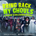 RuPaul Reunites Season 12 Queens For Halloween Special