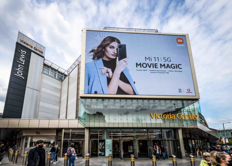 Victoria Centre, one of the UK's most popular retail destinations, owned by property company SGS, is pleased to announce a string of leasing deals and new arrivals.