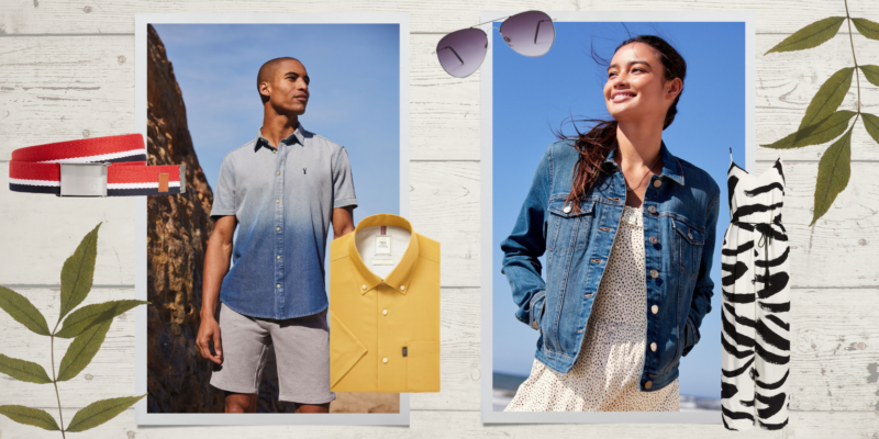 Whether it's a week by the seaside, a picnic in the park or a family BBQ in the Costa Del Garden,Nexthave got you covered, whatever the occasionthis summer.