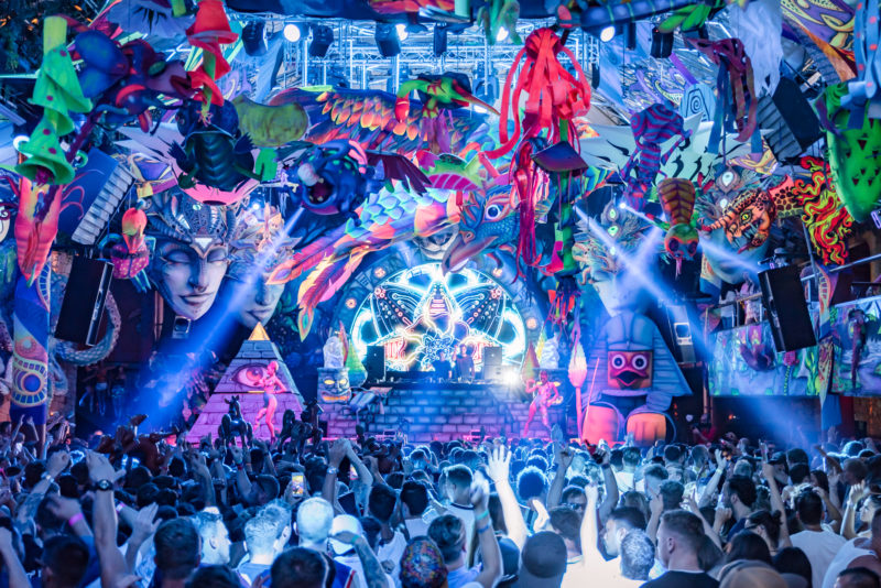 elrow has announced the line up for its huge, outdoor, 2-day festival spectacular to take place at Sandwell Valley Country Park on the outskirts of Birmingham on 25th and 26th September.
