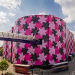 Selfridges transforms façade of iconic Birmingham store