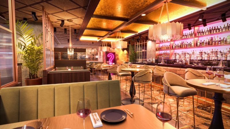 Brand spanking newmodernChineserestaurant and specialist cocktail bar Lulu Wild will arrive this summer in Brindleyplace