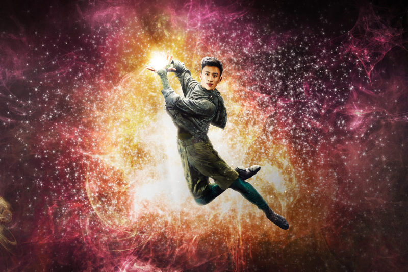 This autumn, the world premiere of Northern Ballet's Merlin – an epic adventure of heartache, hope and spellbinding magic - will take to the stage at Nottingham Theatre Royal.