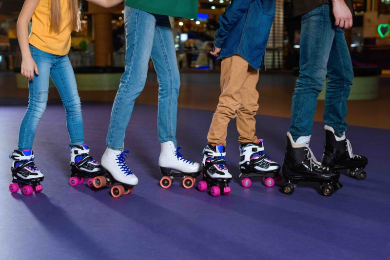 Shoppers at Nottingham's Victoria Centre are being invited to get their skates on this summer with the arrival of a new roller disco.