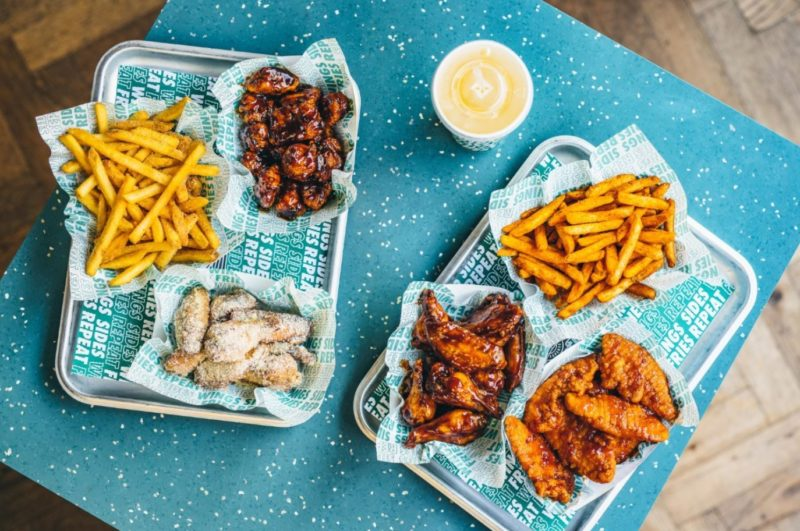 Wingstop, the award-winning concept with more than 1,500 locations worldwide. arrives in Birmingham